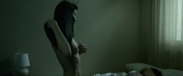 Rooney Mara naked rough sex oral and lesbian - The Girl with the Dragon Tattoo (2011) hd1080p (10)