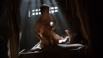 Carice van Houten nude bush, Sahara Knite and Amy Dawson nude sex- Game Of Thrones (2012) s2e2 HD 1080p (4)