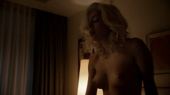 Jessica Marais naked seductive sex and great nude topless rack - Magic City s1e4 hd70p (14)