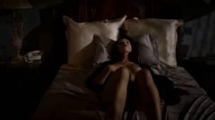 Jessica Marais naked seductive sex and great nude topless rack - Magic City s1e4 hd70p (5)