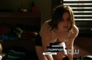 Jessica Stroup sexy huge cleavage - 90210 s4e21 hd720p
