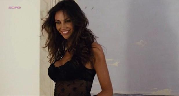Madalina Diana Ghenea hot in - I Soliti Idioti: il film (IT- 2011) (7)