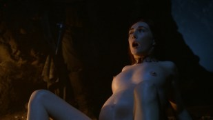 Carice van Houten nude pregnant and nude boobs from – Game Of Thrones s2e4 hd720p