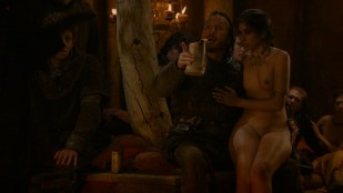 Sahara Knite nude topless and bare naked butt – Game of Thrones s2e9 hd720p