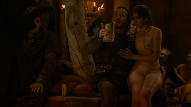 """Sahara Knite nude in """"Game of Thrones"""" s2e9 hd720p"""