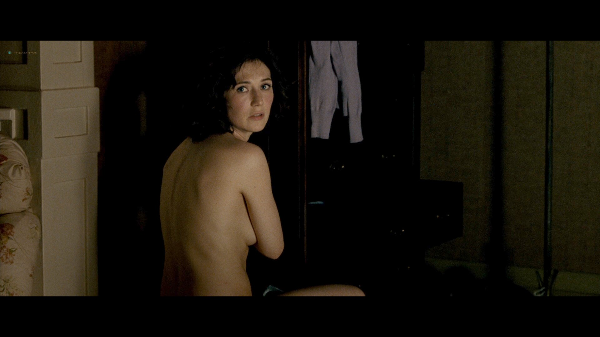 Carice van Houten nude topless and butt in - Intruders (2011) HD 1080p BluRay (2)