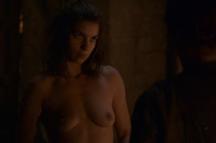 Natalia Tena naked full frontal nude – Game of Thrones s2e6 hd720p