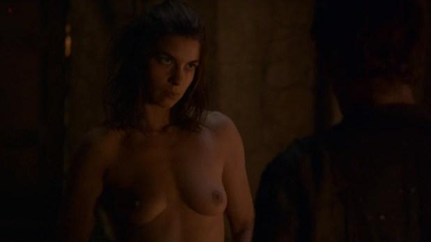 Natalia Tena naked full frontal nude - Game of Thrones s2e6 hd720p