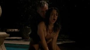 Jessica Marais and Dominik García-Lorido all nude in- Magic City s1e8 hd720p