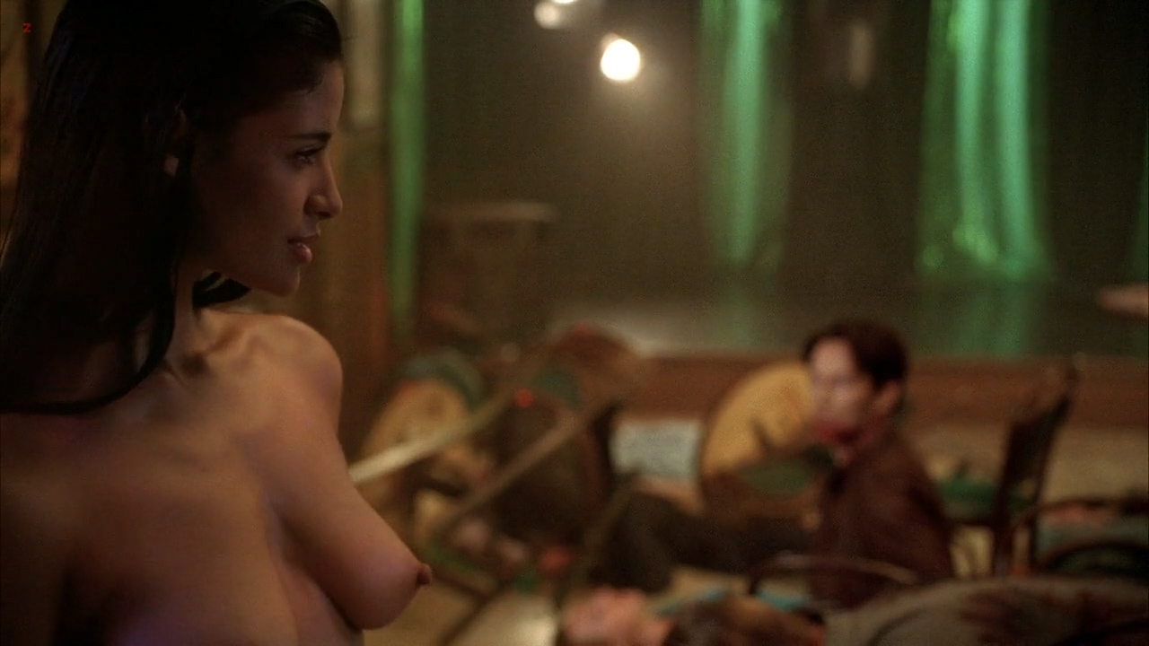 Jessica Clark full frontal nude - topless and bush from - True Blood s5e7 hd720p (8)