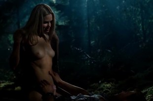 Anna Hutchison nude topless sex outdoor from – The Cabin in the Woods (2012) hd1080p