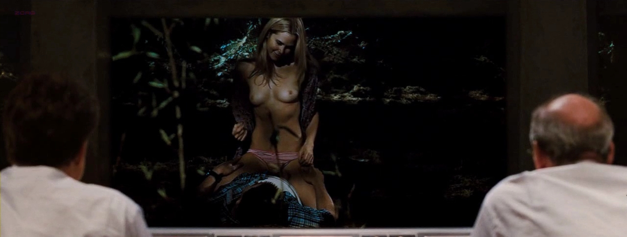 Anna Hutchison nude topless sex outdoor from - The Cabin in the Woods (2012) hd1080p (11)