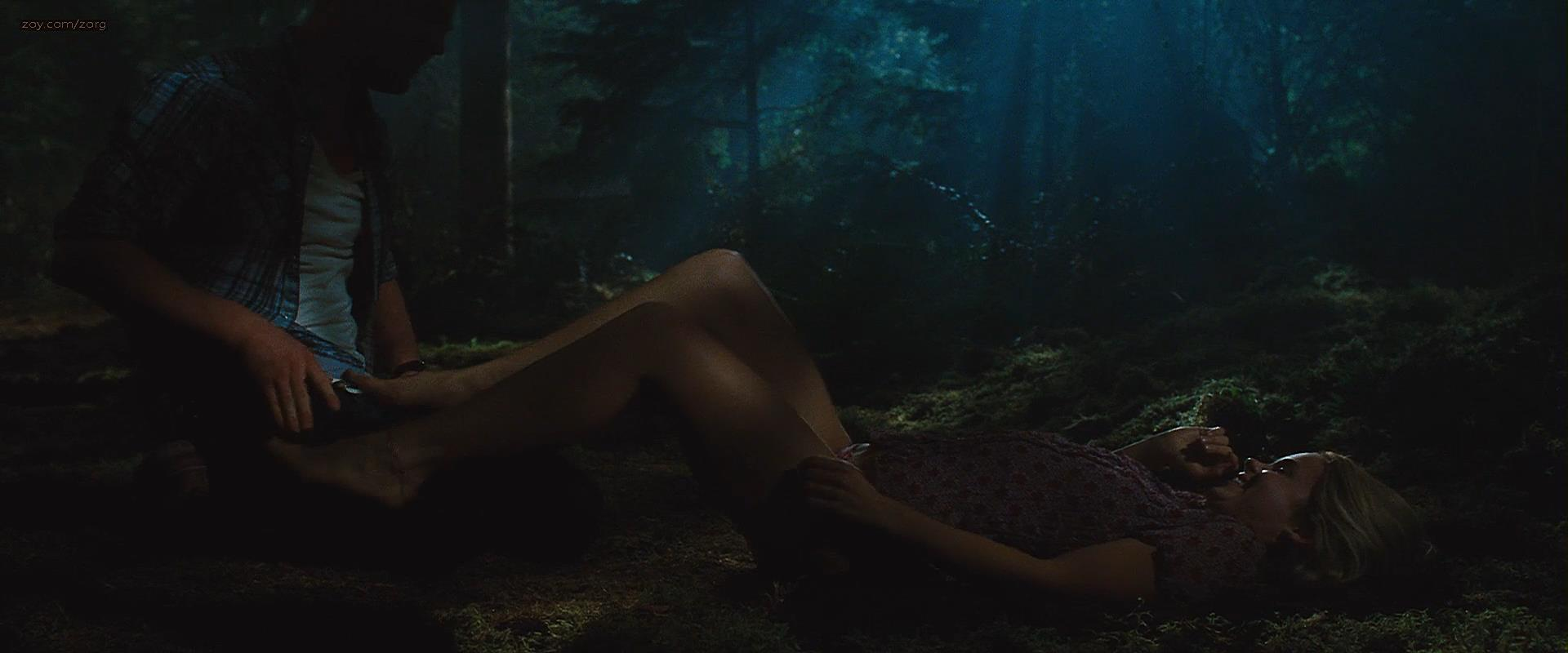Anna Hutchison nude topless sex outdoor from - The Cabin in the Woods (2012) hd1080p (1)
