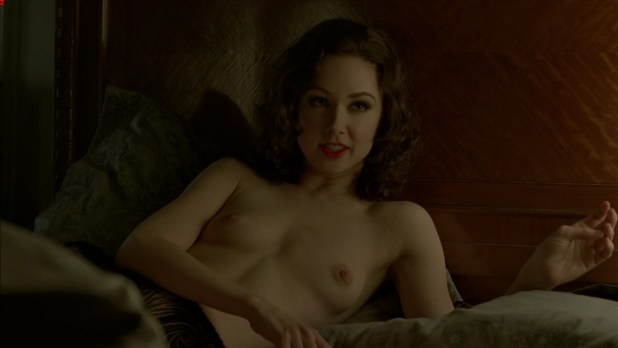 Meg Chambers Steedle nude topless - Boardwalk Empire (2012) s3e1 HD 1080p (8)