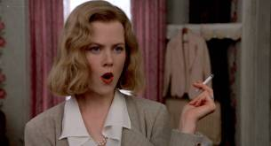 Nicole Kidman naked and full frontal nude in - Billy Bathgate 1991 HD 1080p BluRay (2)