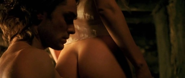 Nicole Kidman nude butt and sex Melora Walters naked sex - Cold Mountain (2003) HD 1080p (13)