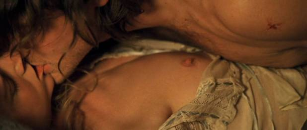 Nicole Kidman nude butt and sex Melora Walters naked sex - Cold Mountain (2003) HD 1080p (11)