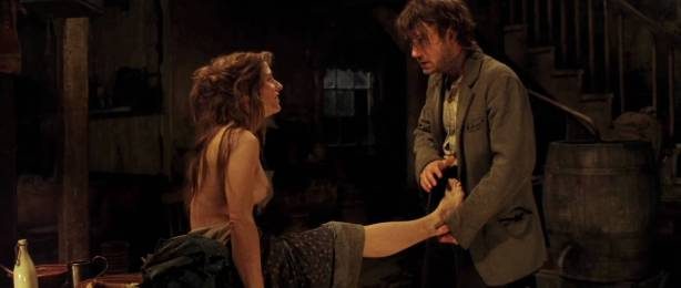 Nicole Kidman nude butt and sex Melora Walters naked sex - Cold Mountain (2003) HD 1080p (9)