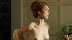 Rebecca Hall nude topless - Parade's End s01e02 hd720p (2)