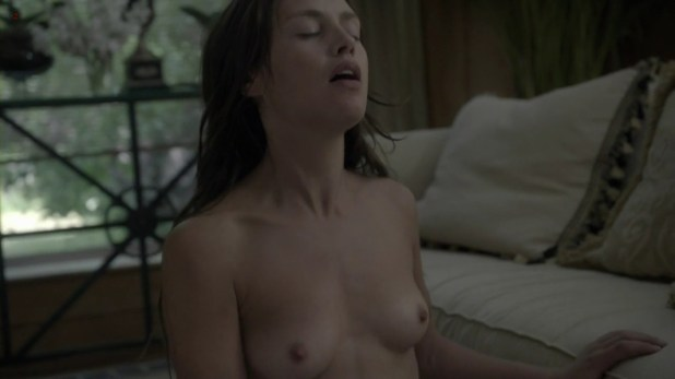 Hannah Ware nude and very hot in Boss s2e8 hd720p