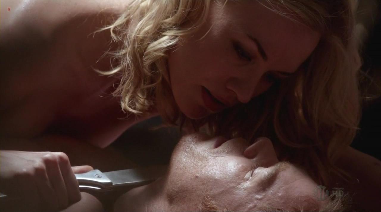 Yvonne Strahovski Hot And Sexy - Dexter S7E7 Hd720P-5362