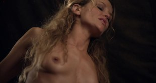 Ellen Hollman nude sex and thrteesome in Spartacus s3e1hd720p1