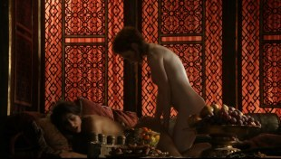 Esme Bianco and Sahara Knite nude in - Game of Thrones s01e07 hdtv1080p