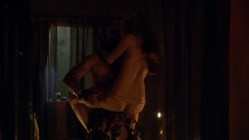 Ellen Hollman and Gwendoline Taylor full frontal nude in - Spartacus (2003) s3e3 hd1720p (10)