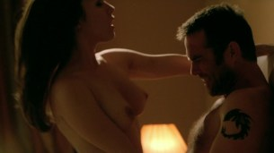 Natalia Avelon nude topless in and sex with the guy - Strike Back (2011) s2e9 hd720p