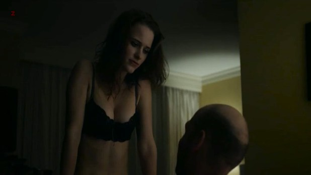 Rachel Brosnahan hot and sexy - House Of Cards s01e10 (2013) (4)
