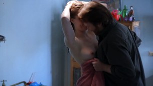 Melissa George nude topless in Aussie soap - The Slap s1e5 hd1080p (1)