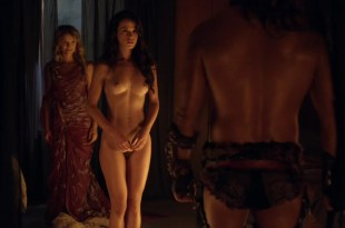 Ellen Hollman and Gwendoline Taylor full frontal nude in – Spartacus  (2003) s3e3 hd1720p