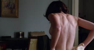Alexis Bledel side boob and very hot from - Mad men (2012) s5e13 HD 1080p (5)