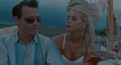 Amber Heard nude brief nipple sexy and ultra hot in - The Rum Diary (2011) hd1080p (2)