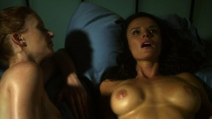 Ana Alexander and Jill Evyn all naked and nude sex in Chemistry s1e9 hd720p (3)