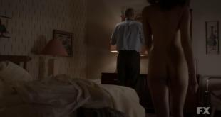 Annet Mahendru nude shows her bare butt in - The Americans (2013) s1e7 HD 1080p (11)