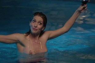 Dawn Olivieri nude skinny dipping Nia Long hot and sexy  – House of Lies S02E09 (2013) hd720p