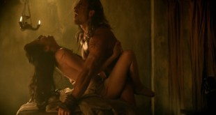 Delaney Tabron nude having sex in Spartacus s2e5 hd720p1