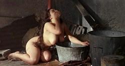 Emmanuelle Escourrou nude full frontal - Baby Blood (FR-1990) (5)