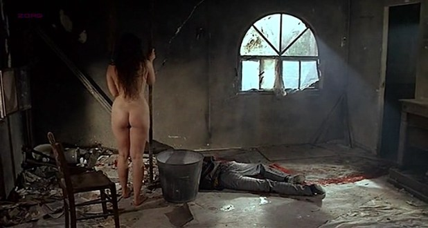 Emmanuelle Escourrou nude full frontal - Baby Blood (FR-1990) (2)