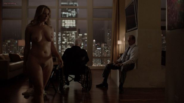 Hannah Ware nude hot sex and Jennifer Mudge nude topless Boss s1e3 HD 1080p (2)