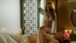 Jennifer Love Hewitt hot bra panties - The Client List s1e7 hd720p