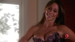"Jennifer Love Hewitt hot sexy cleavage from ""Client List"" s2e2 (2013) hd720p"
