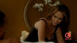 Jennifer Love Hewitt sexy and hot cleavage in lingerie - The Client List s1e9 hd720p (4)