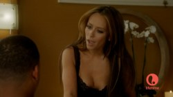 Jennifer Love Hewitt sexy and hot cleavage in lingerie - The Client List s1e9 hd720p (3)