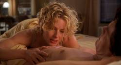 Kim Dickens nude Rhona Mitra nude topless and Elisabeth Shue hot - Hollow Man (2000) hd1080p (17)