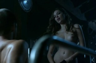 Lili Simmons full nude and hot sex scene from TV Show Banshee s01e02 hd720/1080p video edit