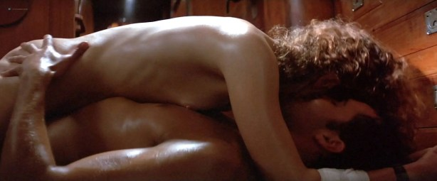 Nicole Kidman nude topless and butt naked in - Dead Calm (1989) HD 1080p (6)