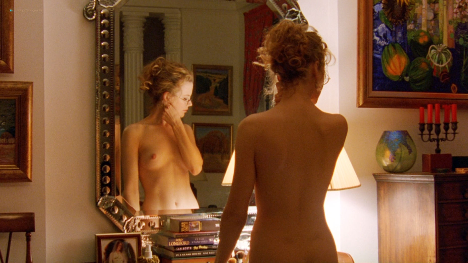 Nicole Kidman nude topless and butt naked in Eyes Wide Shout (1999) HD 1080p BluRay (17)
