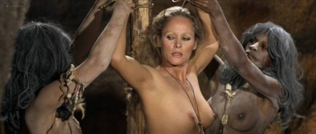 Ursula Andress nude - topless in - The Mountain of the Cannibal God (1978) HD 1080p ## (9)